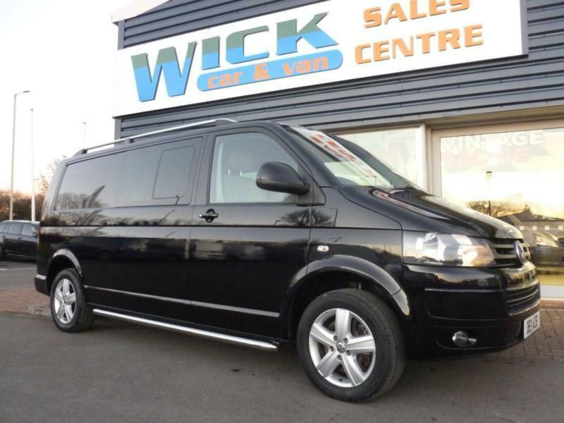 2011 volkswagen transporter t5 t32 180 bitdi lwb kombi 5 seater manual combi van in bridgend. Black Bedroom Furniture Sets. Home Design Ideas