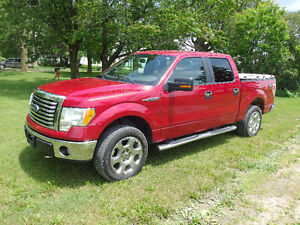 2010 Ford F150 XTR SuperCrew 4x4 only 130000km