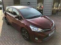 2017 Toyota Verso 1.8 V-matic Design 5dr M-Drive S MPV Petrol Manual
