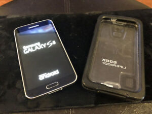 1-Samsung Galaxy S5 with a Free LifeProof Case!