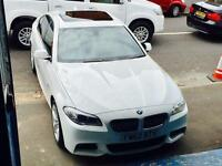 BMW 5 Series 2.0 525d M Sport 2013 62 Saloon Diesel Auto FBSH TOP SPEC SAT NAV