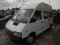 Holdsworth Rainbow 2 berth end kitchen camper van for sale Ref 12001