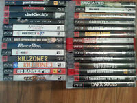 Bundle: PS3 + 2 controllers + 27 games + headset