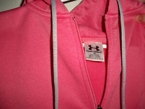 UNDER ARMOUR HOODIE LADIES SIZE 8M