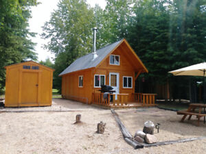 Beautiful turn key cabin in heart of great hunting country