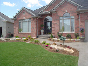 PAVING STONE, PATIOS, STONEWORK, BUILT-IN BBQS, HOT TUB AREAS London Ontario image 4