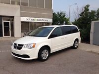2013 Dodge Caravan Sto away seats Minivan, Van