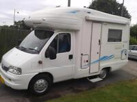 Avondale 4CDS, 2006, Sleeps 4 with 4 Seat Belts, Only 15975 Miles, Very Clean.