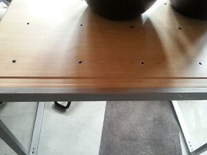 industrial high table for sewing or work table Peterborough Peterborough Area image 2