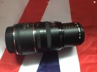 RARE TO GET TOGETHER CANON EF 50mm COMPACT MACRO F2.5 WITH CANON LIFE SIZE CONVERTER