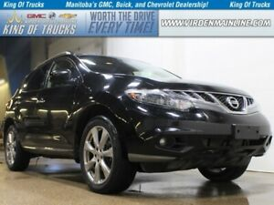 2014 Nissan Murano Platinum | AWD | Navigation | Htd Leather