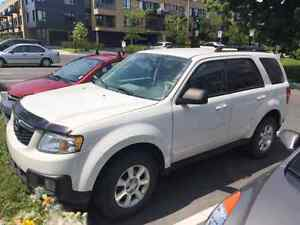 Mazda tribute 2009 for sale excellent condition