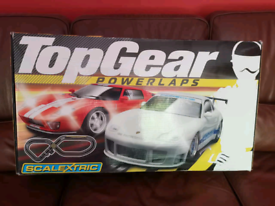 Scalelectric Top Gear Powerlaps