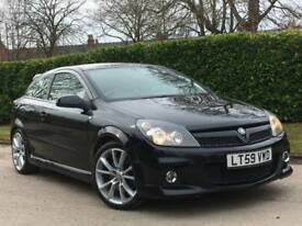 VAUXHALL ASTRA 2.0 VXR VXRACING EDITION ** 8 MAIN DEALER VAUXHALL STAMPS **