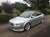 Audi A4 1.9tdi - fully loaded