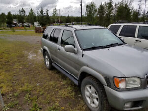 1999 Nissan Pathfinder Trade For Pickup