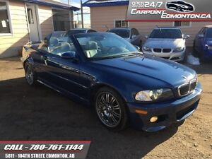 2002 BMW 3 Series M3 CONVERTIBLE AMAZING CAR !!!  - trade-in - a