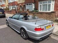 BMW 330 CI SPORT CONVERTIBLE NEW MOT PORTSMOUTH