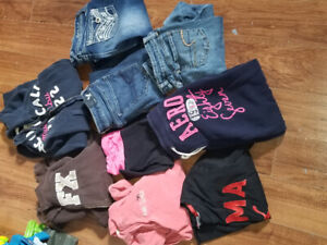 Womans size sm/med clothing lot $10