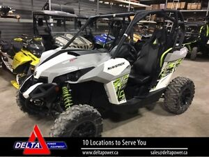 2016 Can-Am Maverick 1000 Turbo 2 Seater Side by S