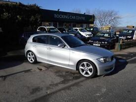 BMW 118 2.0TD ( Dynamic pk ) 2009 d SE 5DR DIESEL 79000MLS EXCELLENT