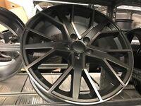 "19"" alloy wheels alloys rims Vw Volkswagen seat skoda Audi 5x112"