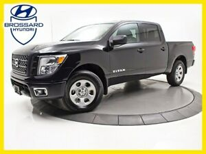 2017 Nissan Titan PUSH START, BLUETOOTH, CRUISE A/C
