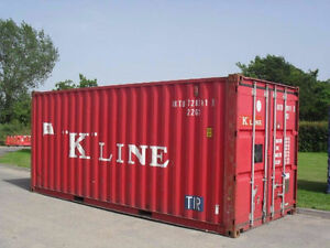 SHIPPING CONTAINERS SALES WATERLOO & KITCHENER