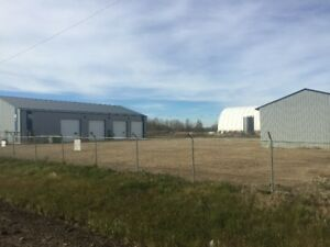 6500sqft Shop for lease in Valleyview - Available May 1st.