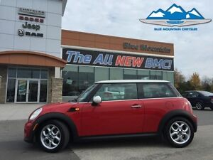 2013 MINI Cooper Hardtop   LOW MILES, CERTIFIED/ETESTED, LEATHER