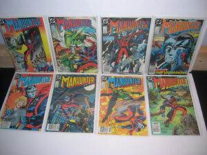 For Sale: DC Comics Manhunter, The Flash, Suicide Squad Gatineau Ottawa / Gatineau Area image 1