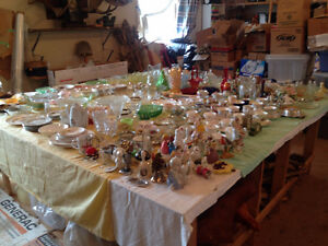 Depression Glass, China Glassware, Cups & Saucers, Pyrex Bowls Stratford Kitchener Area image 2