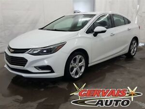 Chevrolet Cruze Premier Cuir MAGS Bluetooth 2017