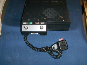 CMC CANADIAN MARCONI SERIES 50 MOBILE TELEPHONE-VINTAGE!
