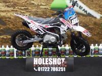 10TEN 90R Fully auto Pitbike minibike motocross 10TEN PITBIKE