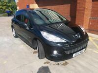 Peugeot 207 Sportium. FSH. AC. CD/AUX/BLUETOOTH. ALLOYS. WARRANTY. EW. EM. RCL