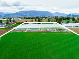 FOR SALE! $7,500,000 • 22.1 Acres • Greenhouse