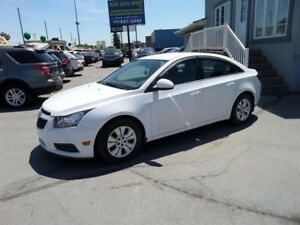 2012 Chevrolet Cruze LT Turbo 1SA
