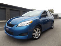 2010 Toyota Matrix automatique A/C