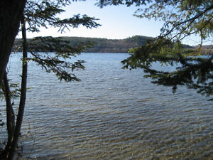 Lac Cayamant  531 feet of Waterfront / One acre land for sale Gatineau Ottawa / Gatineau Area image 4