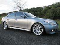 2006 BMW 530d M Sport Automatic LOW MILEAGE FULL LEATHER