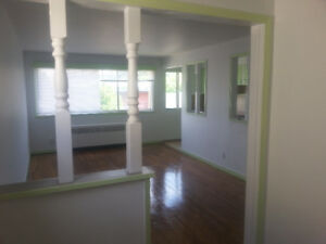 Two bedroom and den available