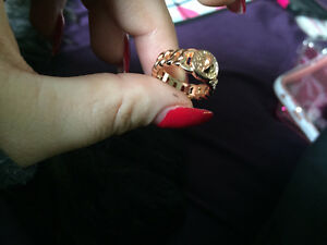 Marc by Marc Jacobs Rose Gold ring London Ontario image 1