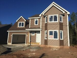 New single family homes in northend Moncton