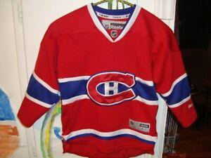 Gilet du Canadiens