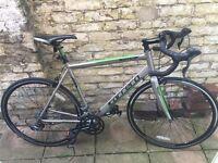 Brand new carrera vanquish 54cm road bike