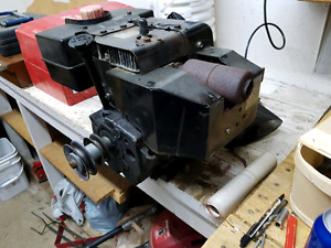 10 hp motor for snow blower . Good motor
