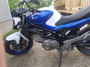 Sport bike for Sale or trade for R6
