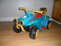 Jake and The Never Land Pirates Toddler ATV For sale