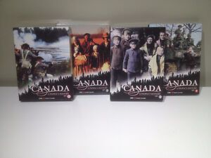 Highly Acclaimed CBC Series Canada: A People's History Boxed Set